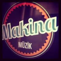 3/4/2013에 Deniz G.님이 Makina Müzik에서 찍은 사진