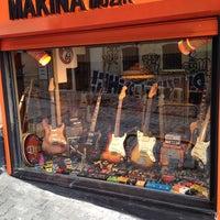 3/27/2014에 Deniz G.님이 Makina Müzik에서 찍은 사진