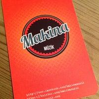 Das Foto wurde bei Makina Müzik von Deniz G. am 4/7/2014 aufgenommen