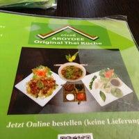 Aroydee Thai Kuche Thai Restaurant In Frankfurt Am Main