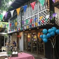 10/21/2017 tarihinde Liane N.ziyaretçi tarafından 14 Four Cafe'de çekilen fotoğraf