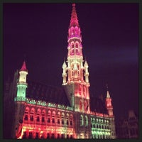 3/30/2013 tarihinde Steven R.ziyaretçi tarafından Grand Place / Grote Markt'de çekilen fotoğraf