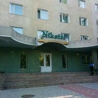 Снимок сделан в Nikotel пользователем Oleg K. 5/20/2016