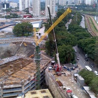 """Снимок сделан в Obras Parque da Cidade пользователем André """"roots bloody roots"""" P. 2/13/2013"""