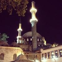 Photo taken at Eyüp Sultan by Yasemin E. on 7/12/2013
