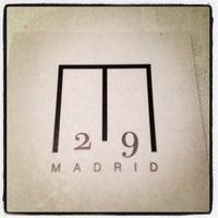 รูปภาพถ่ายที่ M29 Restaurante Hotel Miguel Angel โดย Marcos A. เมื่อ 12/21/2012