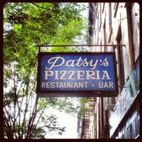 Foto scattata a Patsy's Pizza - East Harlem da Anthony B. il 9/27/2012