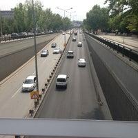 Foto tirada no(a) İnönü Bulvarı por Bekta5h em 7/16/2013