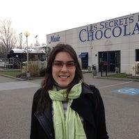 3/29/2013 tarihinde Germana R.ziyaretçi tarafından Musée du Chocolat'de çekilen fotoğraf
