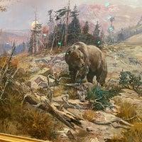Снимок сделан в National Museum of Wildlife Art пользователем Anel C. 4/22/2021