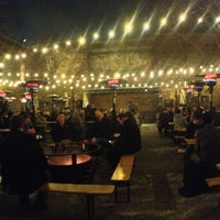 Foto scattata a Frankford Hall da Kris M. il 12/1/2012