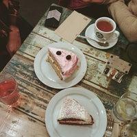 Foto scattata a Spice Café da Bárbara L. il 1/18/2015