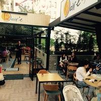 5/19/2015 tarihinde Ayda B. D.ziyaretçi tarafından Dair'e Cafe'de çekilen fotoğraf