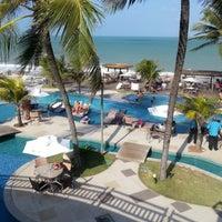 Foto tirada no(a) Ocean Palace Beach Resort & Bungalows por Régis S. em 9/23/2012