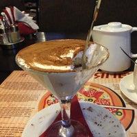 """Снимок сделан в Кафе """"Итальянец"""" пользователем Natasha B. 3/9/2013"""