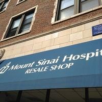 Mt  Sinai Hospital Resale Shop - Lakeview - Chicago, IL