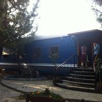 Foto tirada no(a) The VagoNN Cafe por Murat E. em 4/6/2014