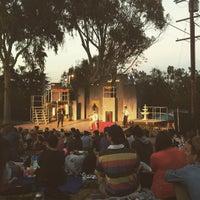 Foto scattata a Griffith Park Free Shakespeare Festival da Eric S. il 8/2/2015