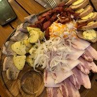 Photo prise au Pétrovič Restaurant par Mikhail U. le4/2/2019