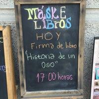 8/20/2016 tarihinde Gary R.ziyaretçi tarafından MásKe Libros'de çekilen fotoğraf