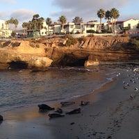Снимок сделан в La Jolla Beach пользователем Dilek 10/12/2013