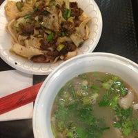 1/22/2013 tarihinde Ye W.ziyaretçi tarafından Xi'an Famous Foods'de çekilen fotoğraf