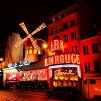 Das Foto wurde bei Moulin Rouge von Gianluca F. am 7/19/2013 aufgenommen