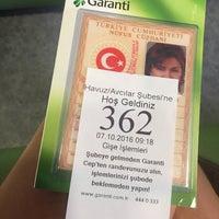 Photo prise au Garanti Bankası par Gülnur💞💞 S. le10/7/2016