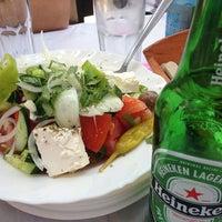 รูปภาพถ่ายที่ Ψαροταβερνα Κουκλις / Kouklis Restaurant โดย Petar D. เมื่อ 8/16/2013