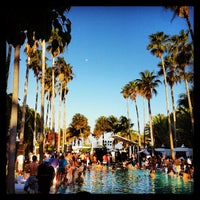 Photo prise au Delano Beach Club par Paolo T. le3/24/2013