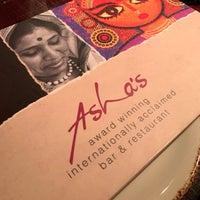 Foto diambil di Asha's Contemporary Indian Cuisine oleh Jaideep B. pada 6/29/2019