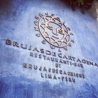 5/16/2013에 Brujas d.님이 Restaurante Bar Brujas de Cartagena에서 찍은 사진