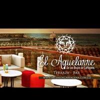 7/7/2013에 Brujas d.님이 Restaurante Bar Brujas de Cartagena에서 찍은 사진