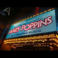 Photo prise au New Amsterdam Theater par Mauro V. le8/23/2012