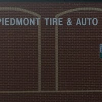 Piedmont Tire Auto 50 Visitors