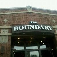 Das Foto wurde bei The Boundary von Mellony M. am 8/20/2011 aufgenommen