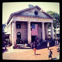 Foto tomada en Quincy Market por Felipe A. el 8/28/2012