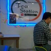 Foto tirada no(a) Tea Station por Simone K. em 7/7/2012