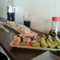 Photo prise au Mikan Sushi Santiago par Carolina R. le1/27/2012