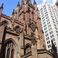 Foto tirada no(a) Trinity Church por Jackee F. em 5/24/2011
