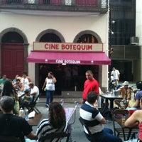 Foto diambil di Cine Botequim oleh Gustavo M. pada 10/8/2011