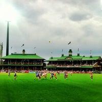 4/22/2012에 Elisa E.님이 Sydney Cricket Ground에서 찍은 사진