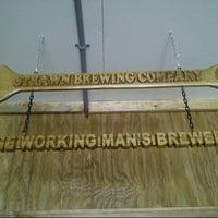 Foto scattata a Strawn Brewing Company da BeerGeekATL E. il 8/21/2012