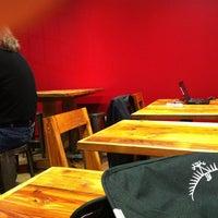 2/1/2012にZac W.がBlend Cafe At Golden Beltで撮った写真