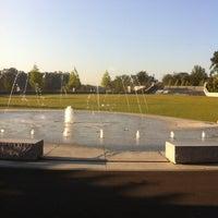 Foto tomada en Piedmont Park Legacy Fountain por J M. el 9/13/2011