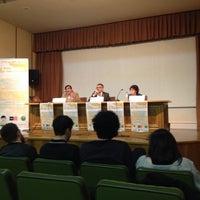Foto tomada en Facultad de Ciencias Sociales, jurídicas y de la comunicación por Lorenzo M. el 5/2/2012