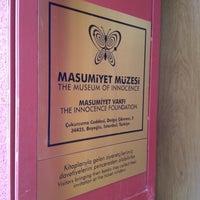 4/29/2012 tarihinde Cemil A.ziyaretçi tarafından Masumiyet Müzesi'de çekilen fotoğraf