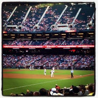 Photo taken at Chase Field by Justin T. on 6/9/2012