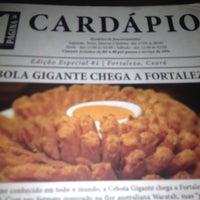 Foto diambil di Primeira Página Bar & Restô oleh Alessandro pada 6/8/2012