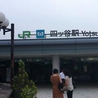 7/5/2012にmtc_overmarsが四ツ谷駅で撮った写真